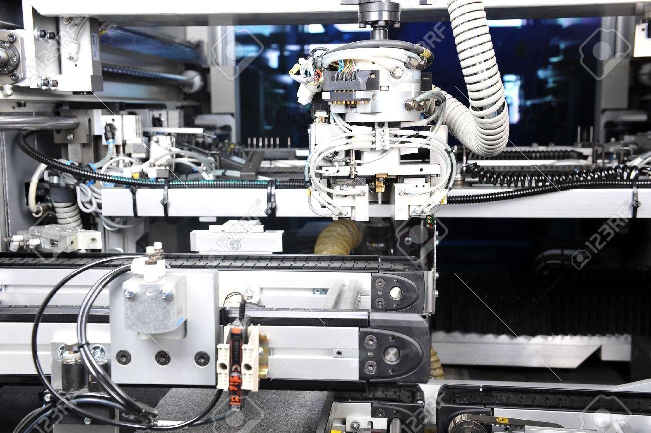 máy tự động hóa công nghiệp mà rostek chế tạo cho các doanh nghiệp