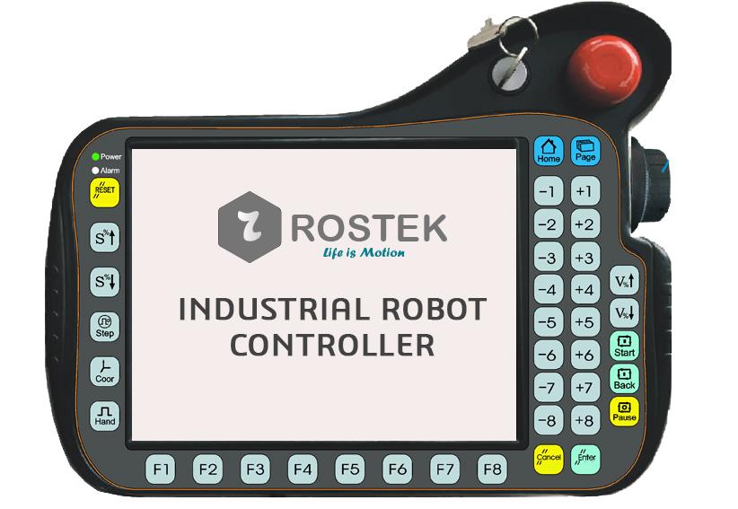 Bộ điều khiển robot của Rostek