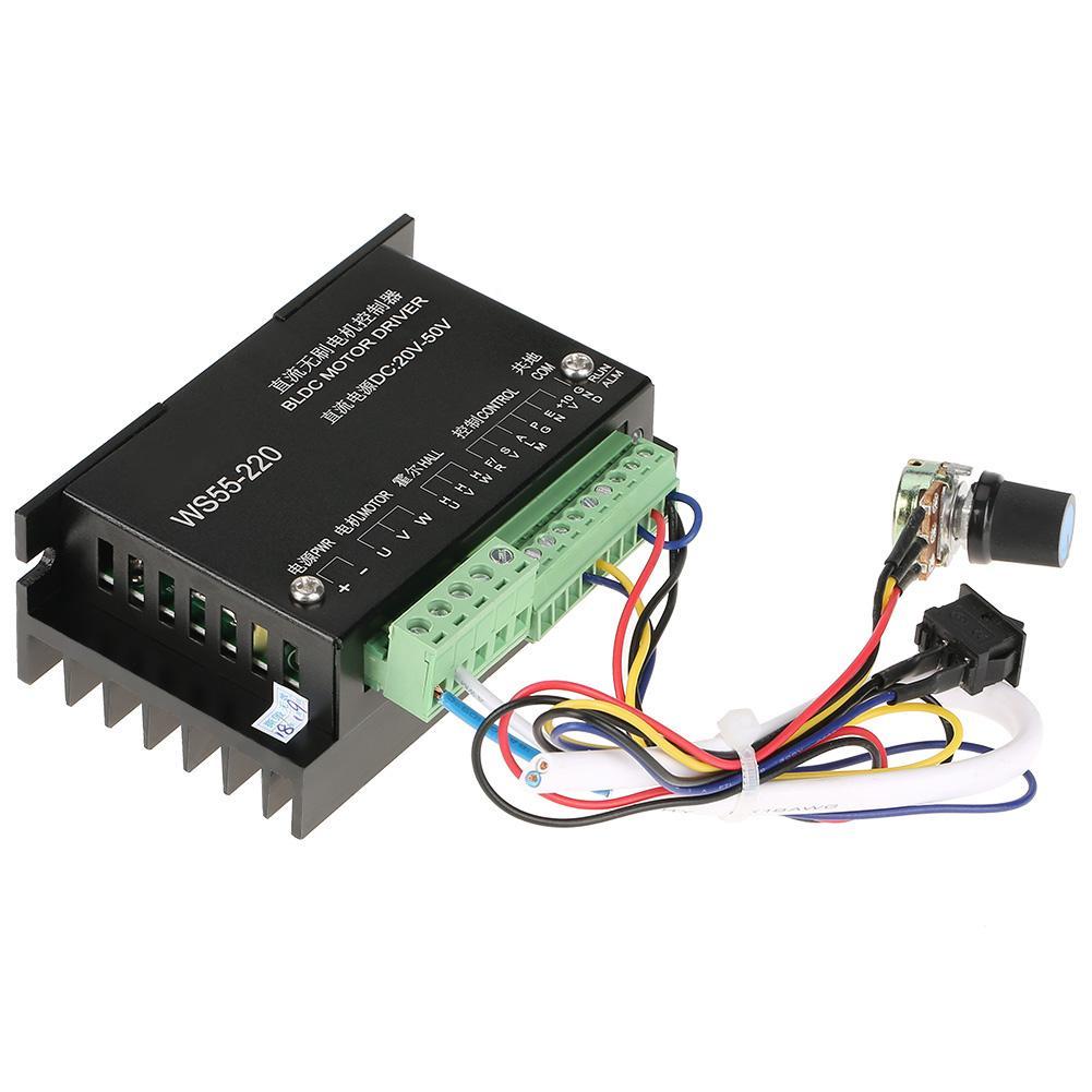 BLDC-Driver-500W