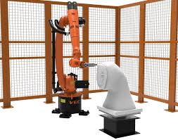 Robot công nghiệp phay